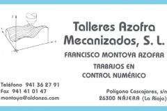Talleres Azofra Mecanizados S.L.