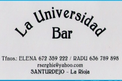Bar La Universidad