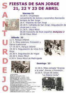 Fiestas San Jorge 2017