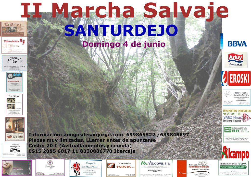 Cartel II Marcha Salvaje